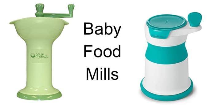 Baby Food Mills