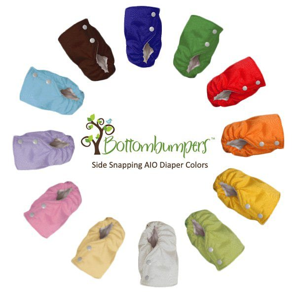 Hooray for Bottombumpers Cloth Diapers!