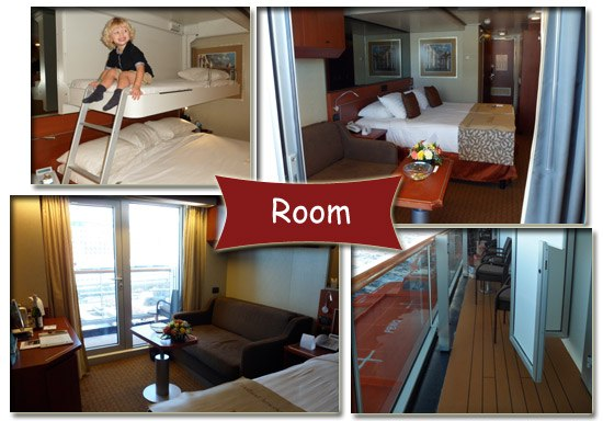 HAL Room Holland America Nieuw Amsterdam Review: Is it Kid Friendly?