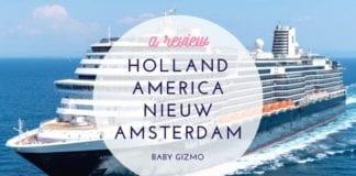 Holland America Nieuw Amsterdam Cruise