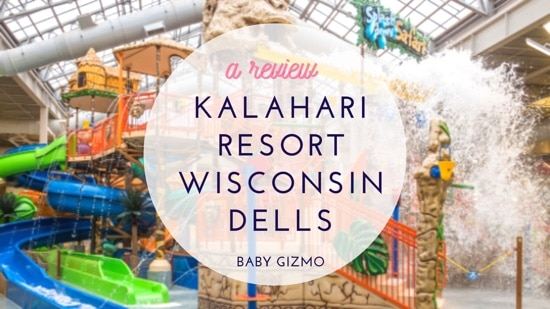 Kalahari Resorts Review – A Summertime Getaway in the Winter
