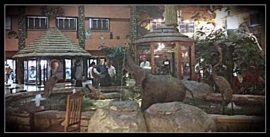 Kalahari Resorts Review - A Summertime Getaway in the Winter