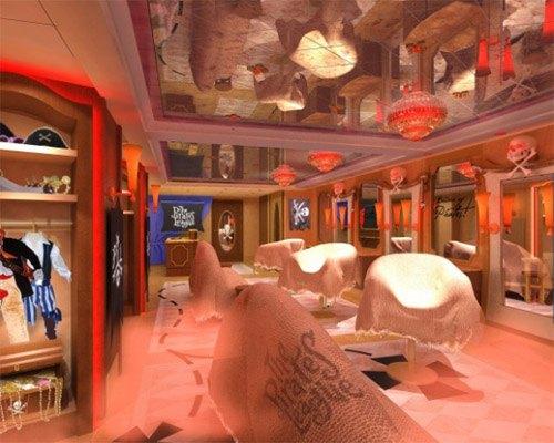 New Bibbidi Bobbidi Boutique Transforms Your Kids on the Disney Fantasy