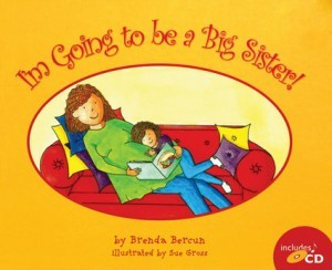 Going to be a big sister book