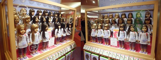 AM Dolls Baby Gizmo Takes a Look Inside The American Girl Place (VIDEO)