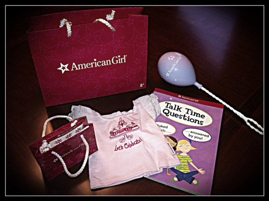 AM goodie Baby Gizmo Takes a Look Inside The American Girl Place (VIDEO)