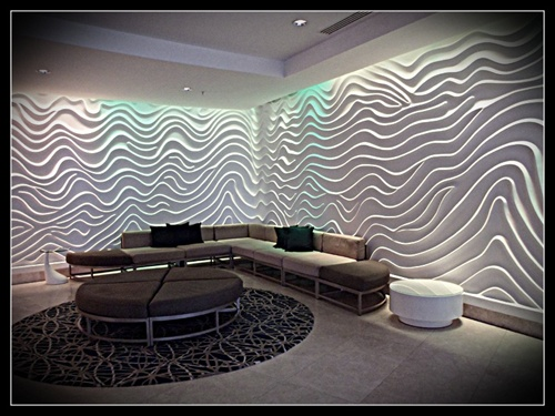 B lobby Baby Gizmo Travel Review: B Ocean Hotel in Fort Lauderdale