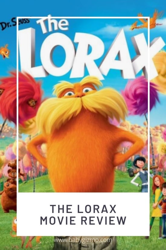 The Lorax Movie Review