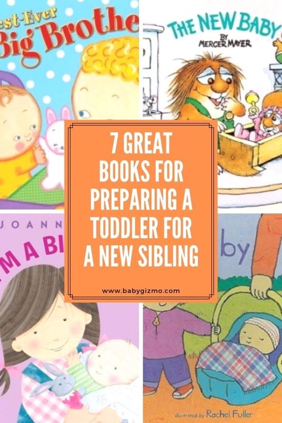 Preparing for new sibling
