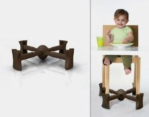 Space and Wallet Saving Alternatives to High Chairs