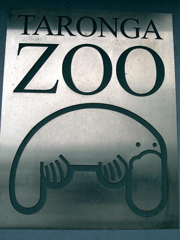 taronga zoo photo