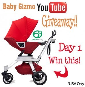 Day1 youtube1 295x300 Baby Gizmo YouTube Giveaway Extravaganza Day 1