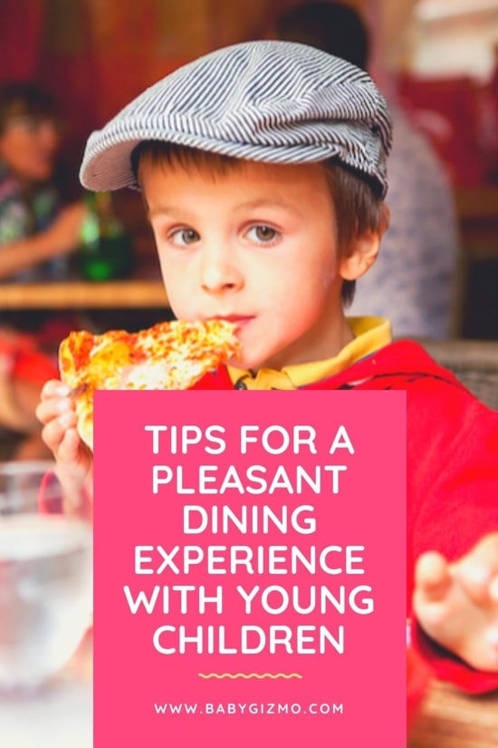 Tips for a Pleasant Dining Experience with Young Children