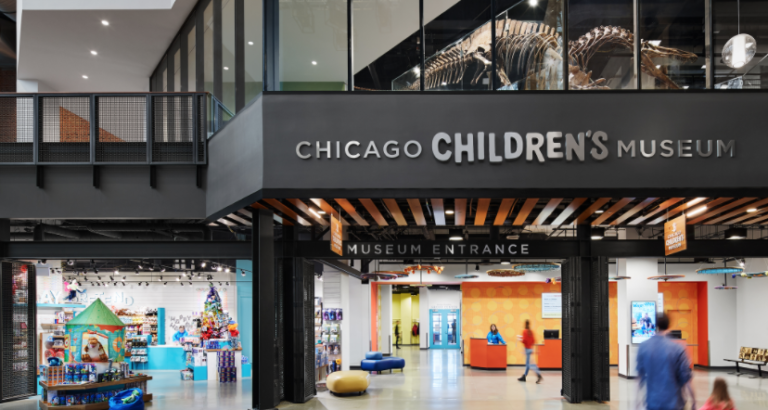 Baby Gizmo Visits the Chicago Children's Museum
