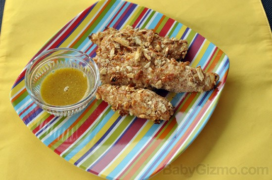 Bottom Of The Bag Recipe: Honey Mustard Pretzel Chicken Tenders