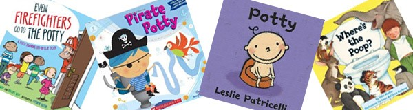 10 Great Books for Potty Training Toddlers