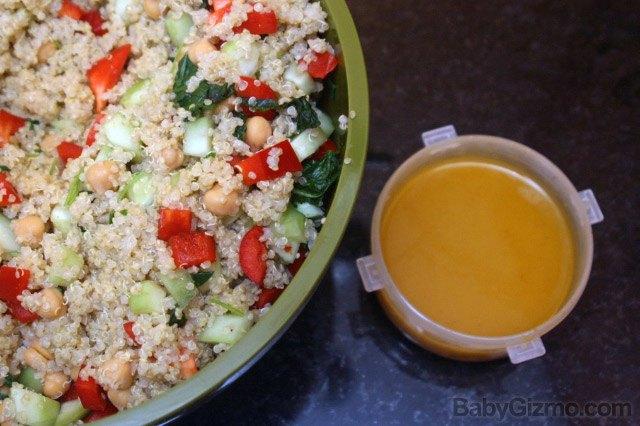 quinoa2 Quinoa for Mama and Baby