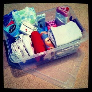 sick bin 300x300 Sick Bin: Get organized and prepared… ahead of time