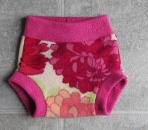 Fleece Diaper Covers for Your Little One