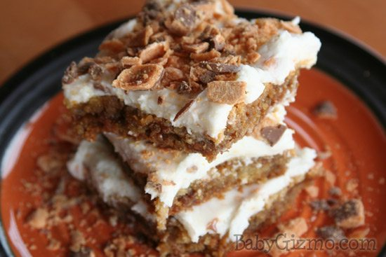 Butterfinger Bars