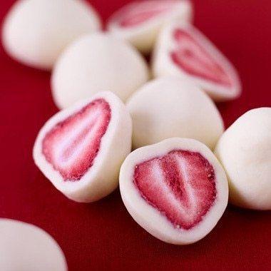 Yogurt Dipped Strawberries
