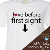zoeys maternity love before 1st site  98467 thumb Personalized T Shirts and Gifts for the Whole Family!