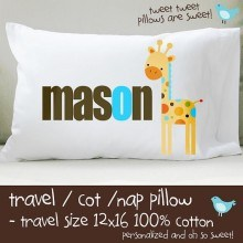 zoeys nap pillow  60431 std Personalized T Shirts and Gifts for the Whole Family!