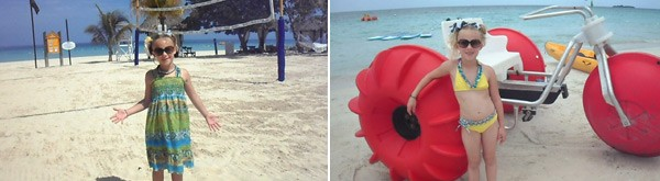 Beaches activities2 Baby Gizmo Travel Review: Beaches Resort in Negril Jamaica