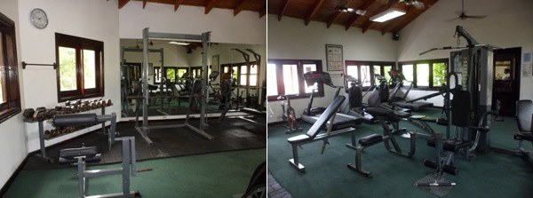 DR gym Lifestyle Holidays Resort Puerta Plata Review (VIDEO)