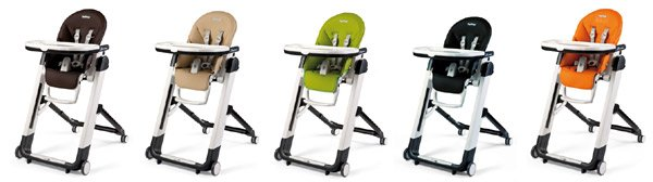 Siesta peg Baby Gizmo Spotlight Video Review: Peg Perego Siesta High Chair