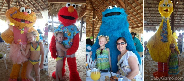 beaches characters Baby Gizmo Travel Review: Beaches Resort in Negril Jamaica