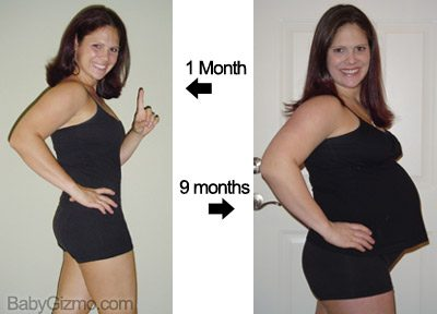 didntexpect preg How My Pregnancy Expectations Were a Bit Off