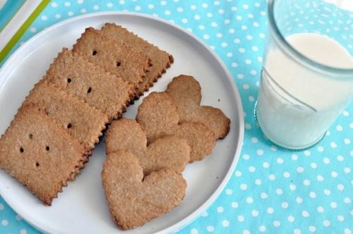graham Homemade Graham Crackers