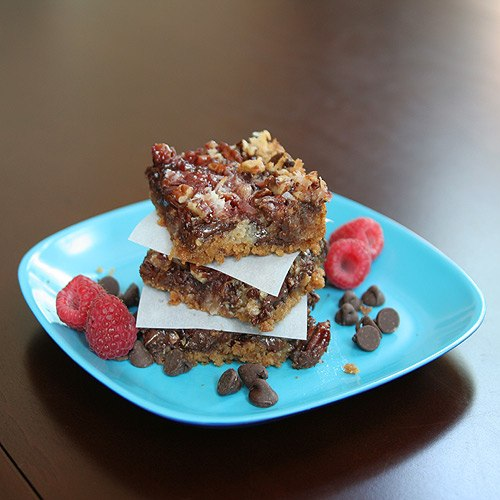 magicbars Raspberry Magic Bars