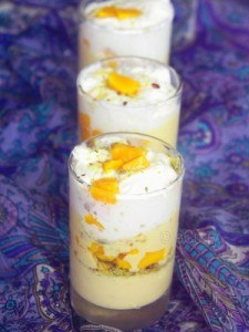 mango cream 1 375x500 225x300 10 Summery and Fun Mango Recipes!