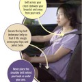 Pregnant woman's guide to buckling up