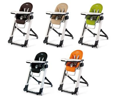 Baby Gizmo Spotlight Video Review: Peg Perego Siesta High Chair
