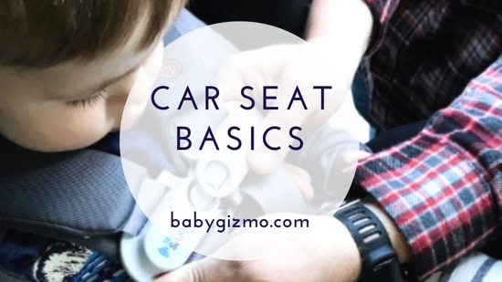 The Baby Car Seat Basics