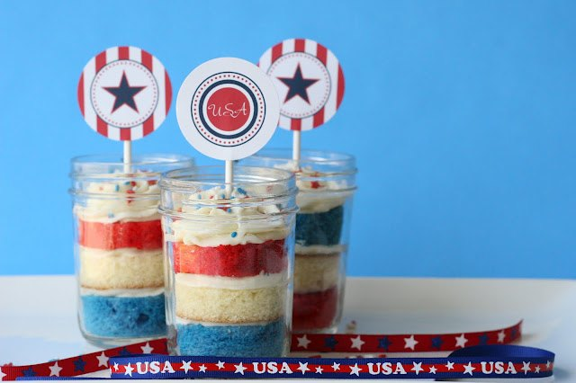 IMG 5524e 7 Creative Ideas for Fourth of July Cupcakes