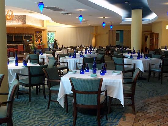 Marco Island Marriott kurrents restaurant