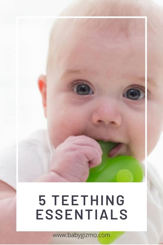 Teething Essentials