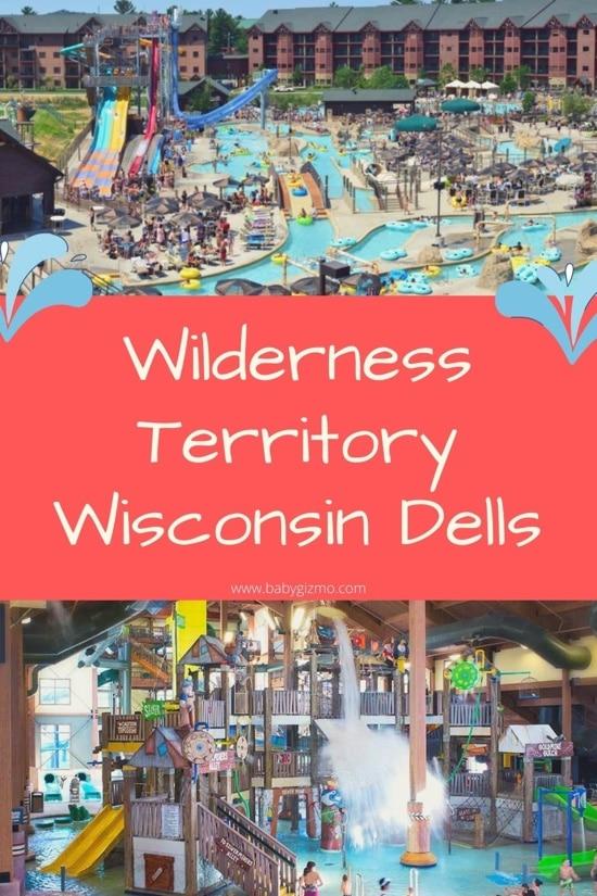 Wilderness Territory Wisconsin Dells