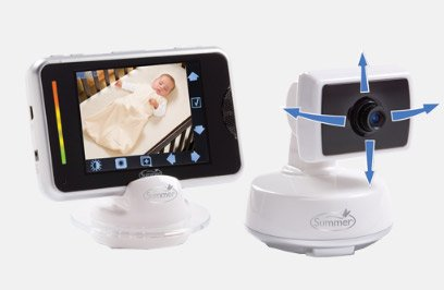 babytouch monitor Baby Gizmo Video Spotlight Review: Summer Infant Baby Touch Monitor