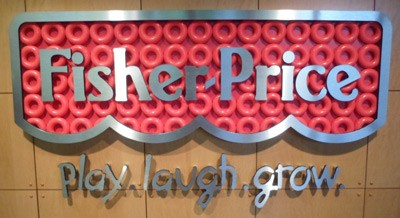 fisherprice sign A Trip Down Memory Lane with Fisher Price