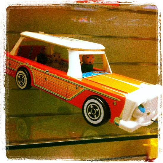 Fisher Price Station Wagon