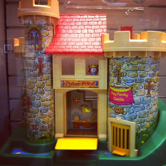 fpcastle A Trip Down Memory Lane with Fisher Price