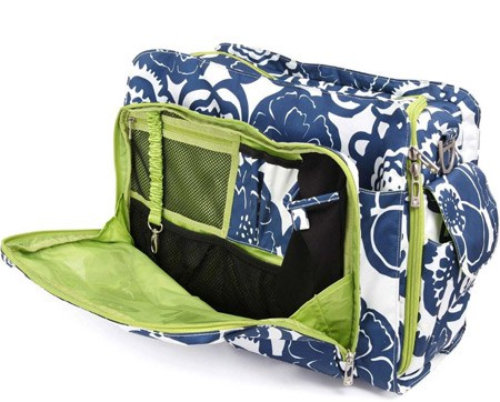 jujube preparedinside JuJuBe Be Prepared Diaper Bag Review