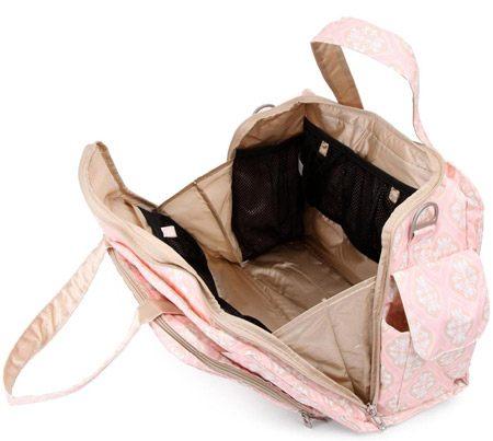 jujube preparedinside2 JuJuBe Be Prepared Diaper Bag Review