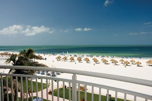 Marco Island Marriott Beach Resort and Spa Review