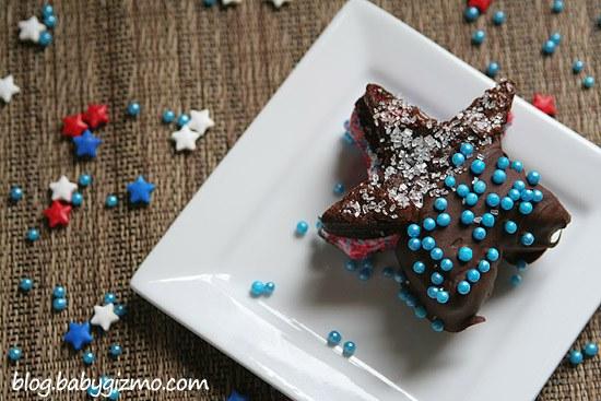 Brownie Starwich